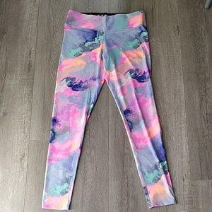 Victoria's Secret Pink Ultimate Marble Legging